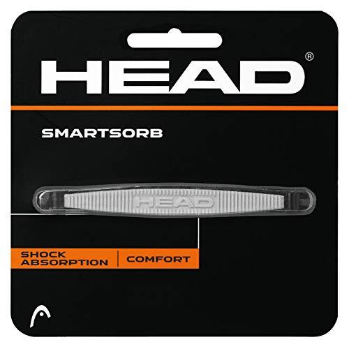 HEAD Smartsorb Tennis Racket Vibration Dampener  Racquet String Shock Absorber, Black