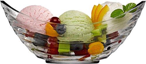 Pasabahce Gondol Ice Cream Bowl,205 ml,Set of 2