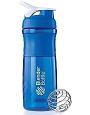 شيكر بروتين من بلندر بوتل لون ازرق سماوي  28 اونصة