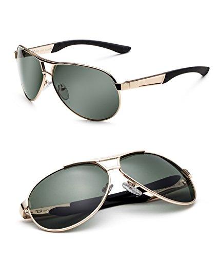 Couleur A Lunettes Mirror New Soleil Lunettes Polarizing de E Sunglasses des 4WqOgHvT