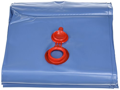 - Robelle 3810-20 Premium 20g. Single-Chamber 10-Foot Blue Winter Water Tube For Swimming Pool Covers
