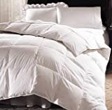 White Down Alternative Comforter - Duvet Cover Insert - Queen Size