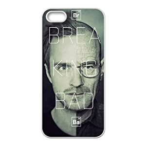 Breaking Bad Customized Cover Case for Iphone 5,5S