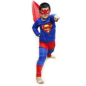 IndyRagie Kid's Superman Costume (...