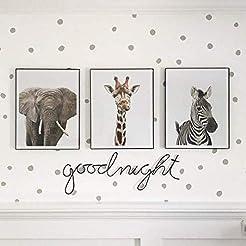 GOODNIGHT wire word art   goodnight sign...