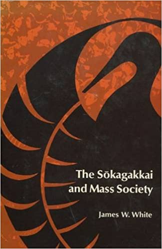White Sokagakkai cover art
