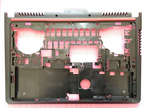Compatible Replacement for Dell Inspiron Speed 15P 5000 5576 5577 Lower Bottom Base Case Cover 08FGMW