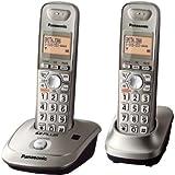 Panasonic KX-TG4012N Dect 6.0+ 2 HS CID HSSP