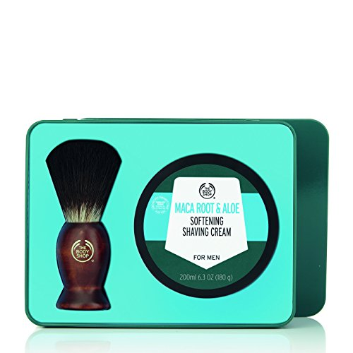 The Body Shop Modern Gent's Shaving Kit Gift Set
