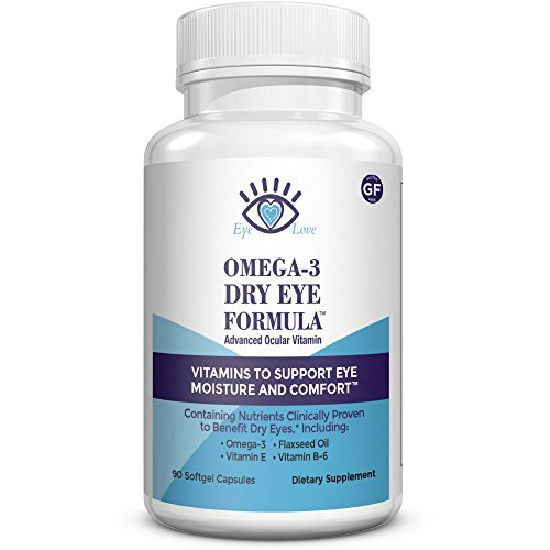 omega 3 dry eye supplement by eye love optometrist