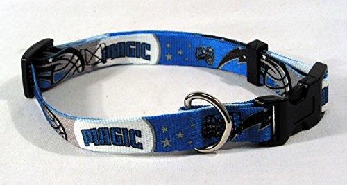 NBA Orlando Magic Adjustable Pet Collar, Medium, Team Color