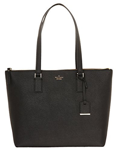 Kate Spade Women's Cameron Street Lucie Tote Bag, Black, OS