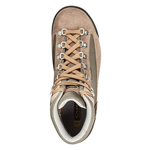 Zapatillas beige trekking 37 Mujer Ultralight GTX de AKU naranja Micro Talla 5 2016 qtB0HU
