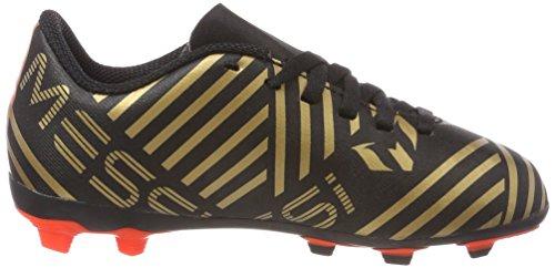 Unisexes Rojsol 4 De Soccer Chaussures Fxg Nemeziz Enfants Messi negbas Noir 000 Ormetr Adidas 17 z47FYn7