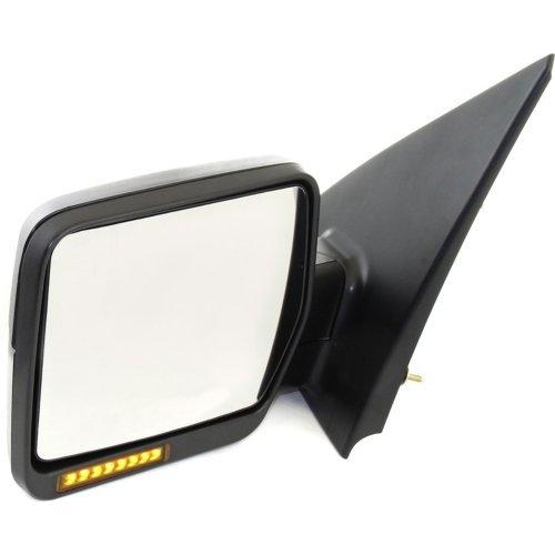 Kool Vue FD108EL-S Textured Black Mirror