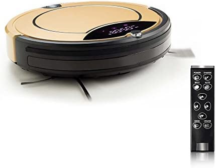 A BDC Aspirador Robot Cleaner Color Golden: Amazon.es: Hogar