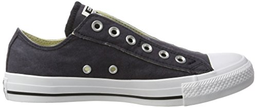 Converse All Star Canvas Ox - Zapatillas para hombre antracita