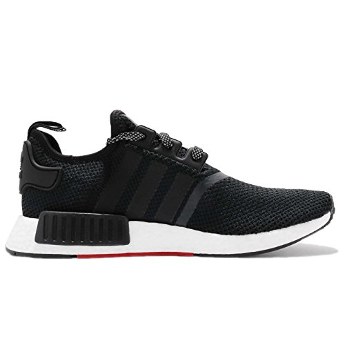 adidas Mens - NMD_R1 - Black Red White - AQ4498 C6z4iW
