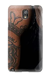 High Impact Dirt/shock Proof YY-ONE For Galaxy Note 3 (men Male Celebrity Kobe Bryant8148 )