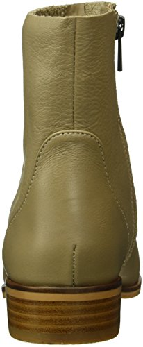Zapatillas Estar para Casa London Leather Beige 416 por Buffalo Cow Mujer de 1260 UZXawqS