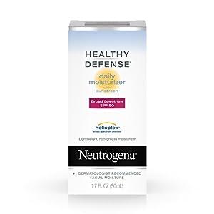 Neutrogena Healthy Defense Daily Moisturizer with Helioplex