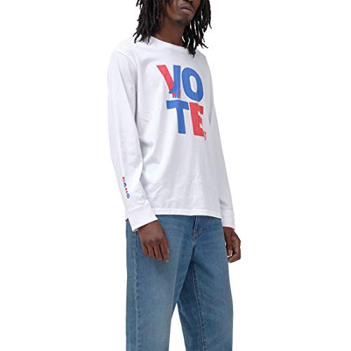 Levi's Men's Vote Relaxed Fit Long Sleeve Tee Shirt