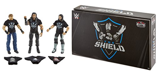WWE Elite Epic Moment Pack - Shield Reunion Action Figure by WWE