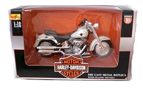Fat Boy Motorcycle - 9