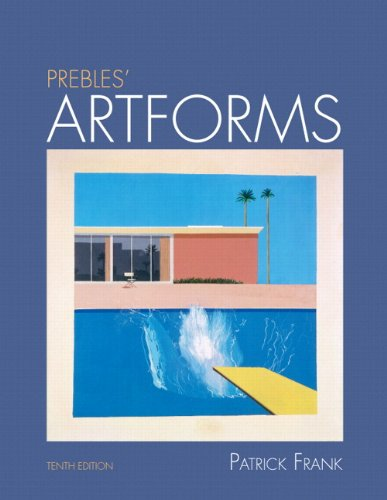 Prebles' Artforms Plus NEW MyArtsLab with eText (10th Edition)
