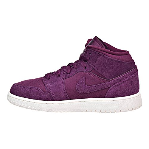 Jordan Kinder Air 1 Mid BG Bordeaux Segel