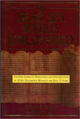 ?OFFLINE? The Dead Sea Scrolls Uncovered: The First Complete Translation And Interpretation Of 50 Key Documents Withheld For Over 35 Years. Congreso venture national integer Cedar facility while codigo