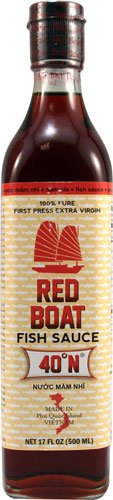Red Boat Fish Sauce 40° North -- 17 fl oz - 2 pc