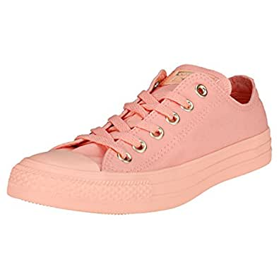 Converse Women's Chuck Taylor All Star Ox Mono Low Sneakers (6.5 B US)