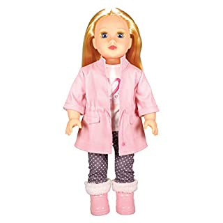 Kindred Hearts -Danica (Amazon Exclusive), Pink, 18 inches