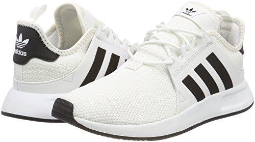 Âme Chaussures Pour teintes Noires Blanches plr De X Gymnastique 0 Hommes Adidas RwqORgfF