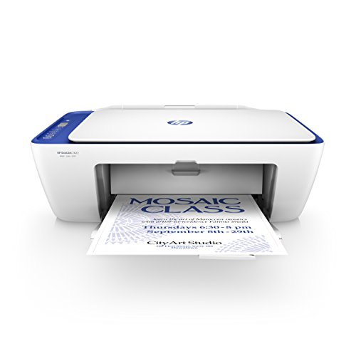 HP DeskJet 2622 All-in-One Compact Printer (Blue) (V1N07A) (Best Rated Home Printers)
