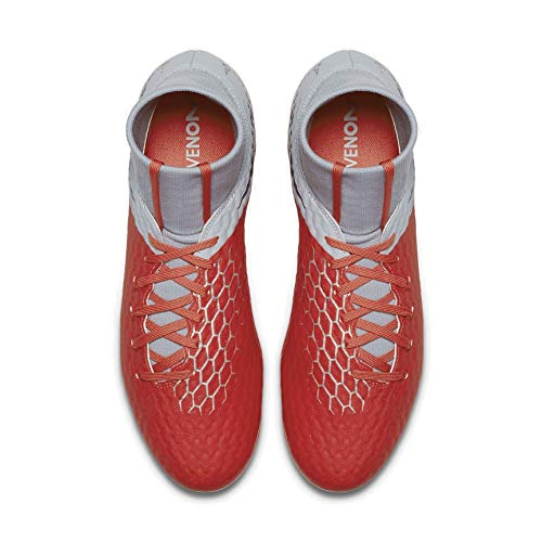 DF Grey 3 Mixte Grey de Mtlc Academy Chaussures 600 Lt Jr Enfant NIKE Fitness Crimson Hypervenom Dark FG Multicolore Wolf qz4wxnaIE