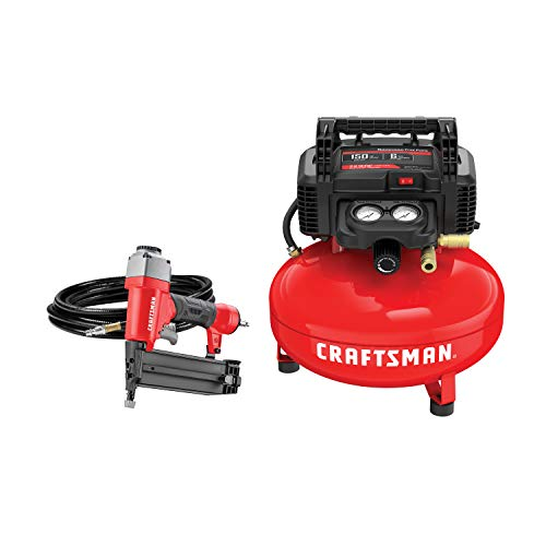 CRAFTSMAN Air Compressor Combo Kit, 1 Tool (CMEC1KIT18)
