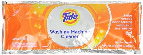 Tide Washing Machine Cleaner, 10-Count Package