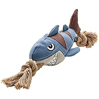 Pet Supplies : Gigwi Iron Grip Series Canvas Duck Dog Toy