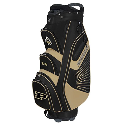 Boilermakers Club Golf Purdue - Team Effort Purdue Boilermakers The Bucket Ii Cooler Cart Bag
