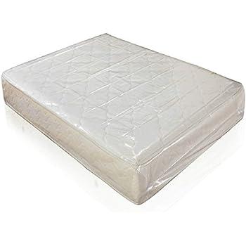 Amazon Com Mattress Bags For Moving Mattress Bag 4 Mil