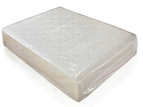 (Mattress Bags Moving, Mattress Bag 4 mil Thick, Heavy Duty Mattress Storage Bag Cover, Fits Standard, Extra-Long, Pillow-top Variation Storage, Queen)