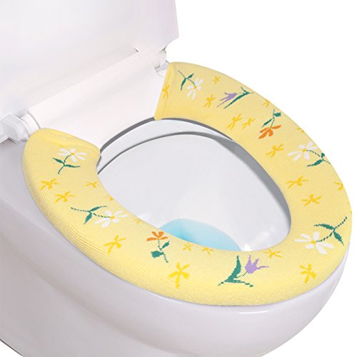 Lqchl Jacquard Snap Toilet Pad Toilet (Jacquard Snap)