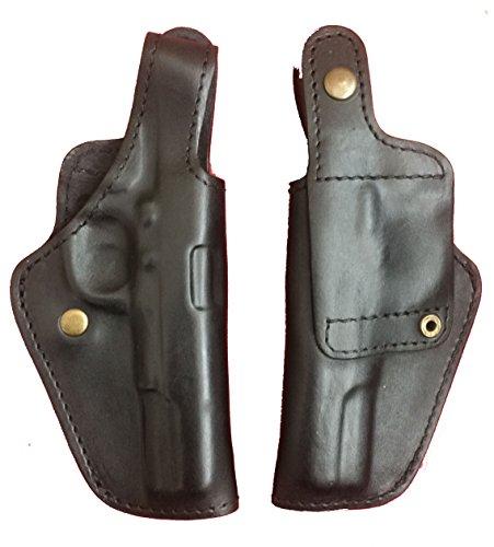 Black Leather RH Holster for Tokarev TT formed molded for sale  Delivered anywhere in USA