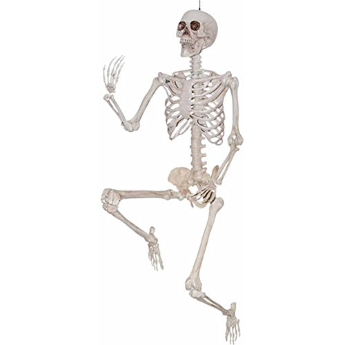 Pose and Hold Skeleton Halloween Decoration