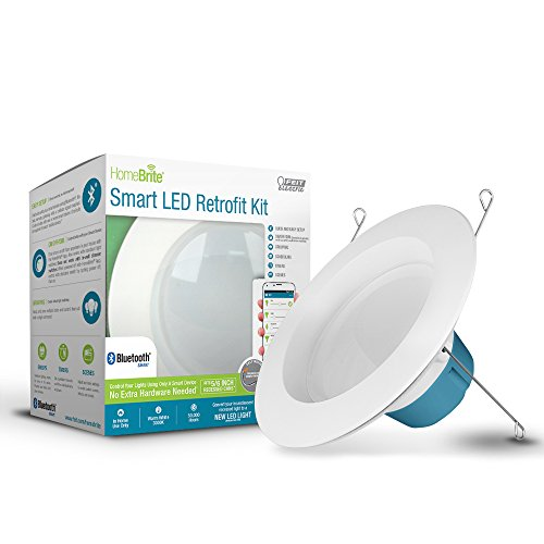 10W Smart LED Retro Kit