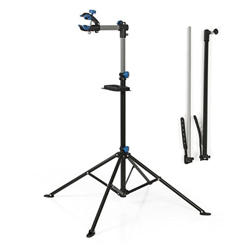 "Akonza Pro Bike Adjustable 43"" To 75"" Telescopic Arm Cycle Bicycle Rack, Portable"