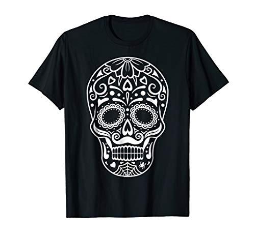 Playera de Calaveras - Dia de los Muertos Mexico Shirt