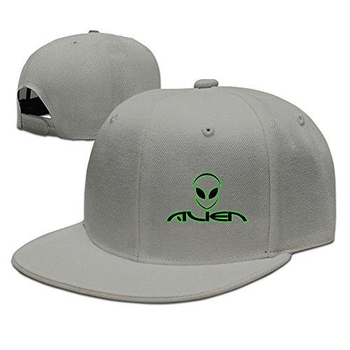 Make Your Own Costume Online For Free (MaNeg Alien Unisex Fashion Cool Adjustable Snapback Baseball Cap Hat One Size Ash)